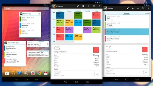 How To Digitize College Timetable In Android Device