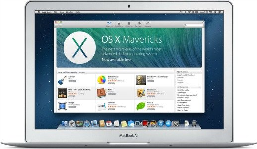 How To Download Upgrade To OS X Mavericks For Free