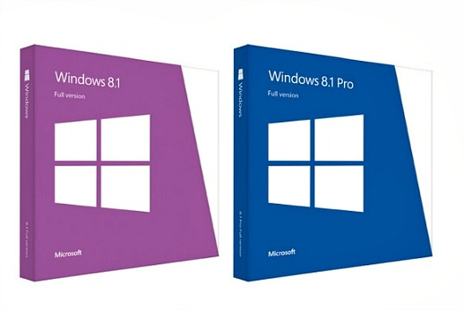 Windows 8.1 Pre-Order and Price List