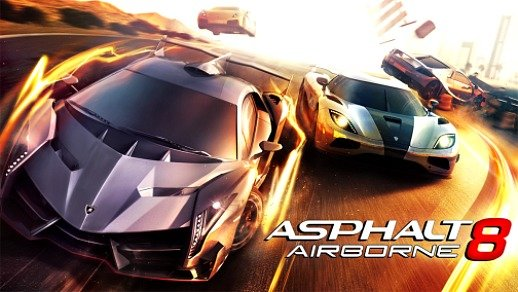 Asphalt 8 Airborne Full Version Free Dwonload For Android and iOS