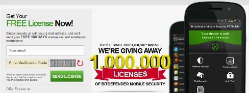 BitDefender Mobile Security for Android Free Download