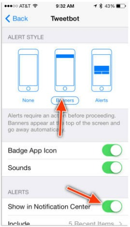 How To Setup iOS 7 Notifications on Pebble Smartwatch