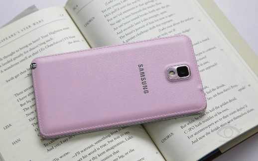 Samsung Galaxy Note 3 Pink Available in UK With Cost £43