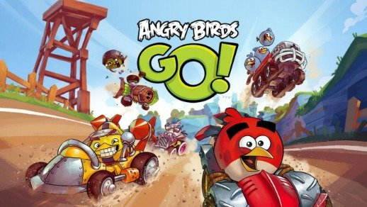 Angry Birds Go For Android and iOS Free Download