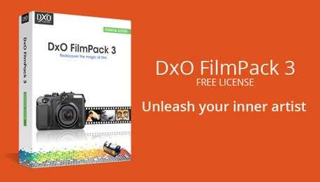 DxO FilmPack 3 Essential Edition Free Download