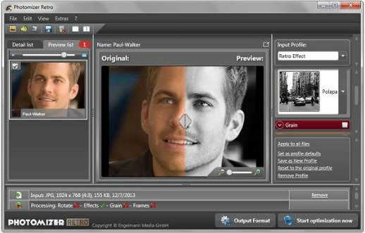 Photomizer Retro 2 for Windows Free Download With Genuine License Serial Code