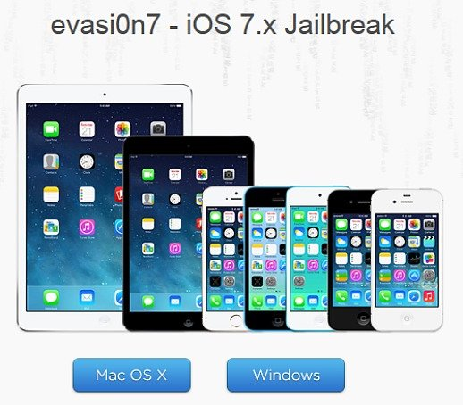 How To Jailbreak iOS 7 – 7.0.4 with evasi0n 7 (iPhone 5s, 5c, 5, 4s, 4 & More)