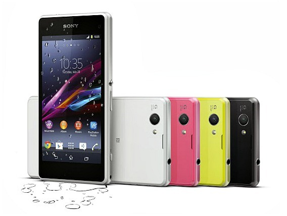 Sony Xperia Z1 Compact The World's Best Camera In a Compact Smartphone
