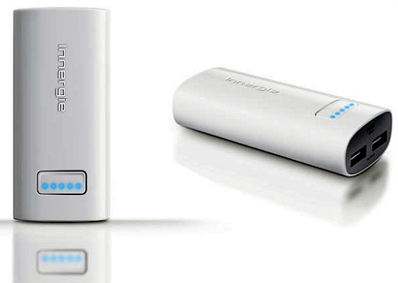 Innergie PocketCell Duo Power On the Go