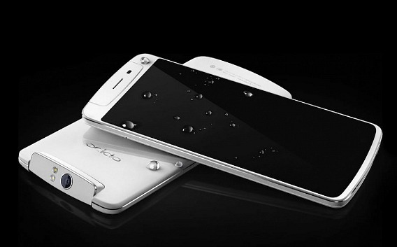 Oppo N1 Cameraphone That For Selfies