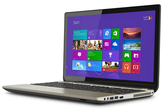 Toshiba Satellite P55t First Super 4K Ultra HD Screen Laptop
