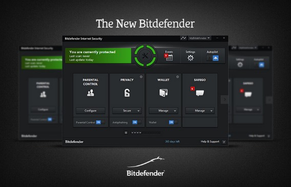 BitDefender Internet Security 2014 Free Download (6 Months Subscription)