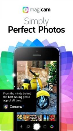 MagiCam Is a Fast, One-Touch Camera App For iOS From The Makers of Camera+