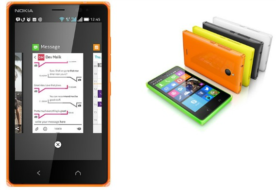 Nokia X2 Microsoft First Powerful and Stylish Android Smartphone