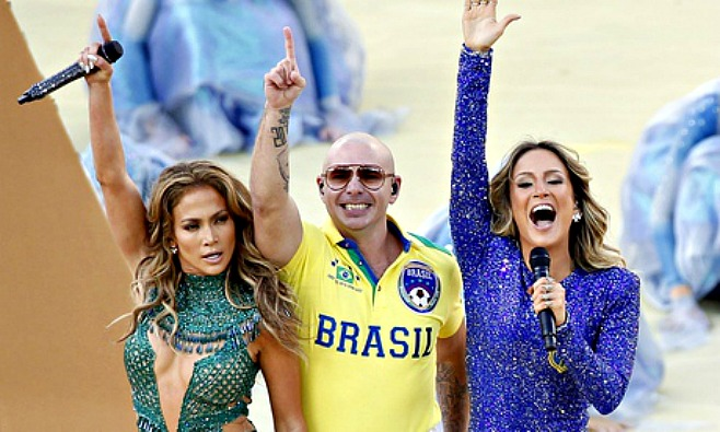 We Are One (Ole Ola) - FIFA World Cup 2014 Brazil Official Song Lyrics