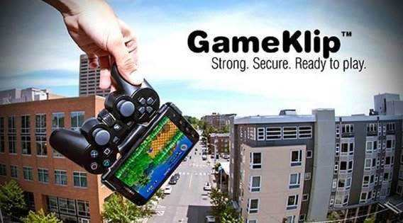 GameKlip Real Controller Real Games For Android Smartphone
