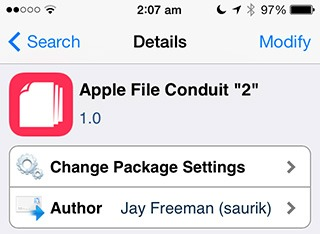 How To Access iOS Devices File System With USB Connection (iPhone, iPad, iPod touch)