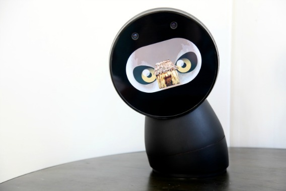 Jibo - The World First Family's Robot