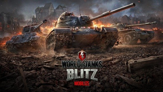 World of Tanks Blitz Battle Game Free Download For iOS Device