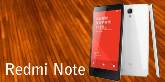 Xiaomi Redmi Note Combines 5.5-inch HD IPS Display with Octa-core Processor