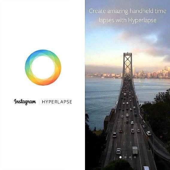 Hyperlapse From Instagram Capture High-Quality Time Lapse Videos