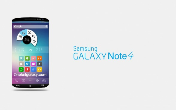 Samsung To Launch Samsung Galaxy Note 4 On September 3