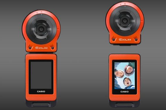 Casio Exilim EX-FR10 Selfies Camera For Versatile Shots