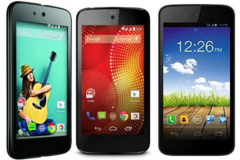 Google first ultra-cheap Android One smartphones With Spice, Micromax, Karbonn