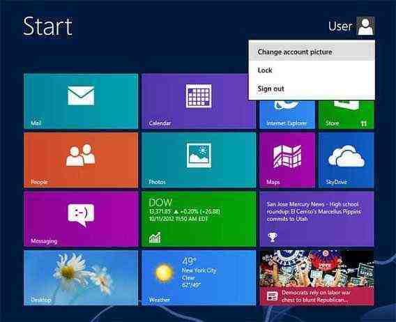 How To Change Windows 8.1 Account Profile Picture