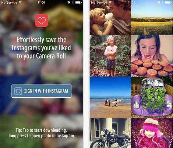likes downloads your favorite instagram photos and videos