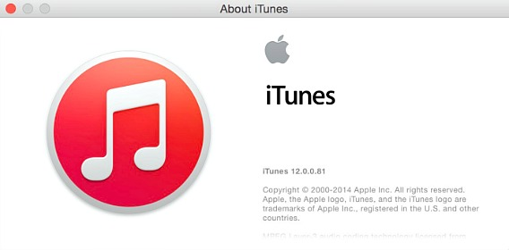 Download iTunes 12 for Windows and Mac OS X (OS X Yosemite Support)