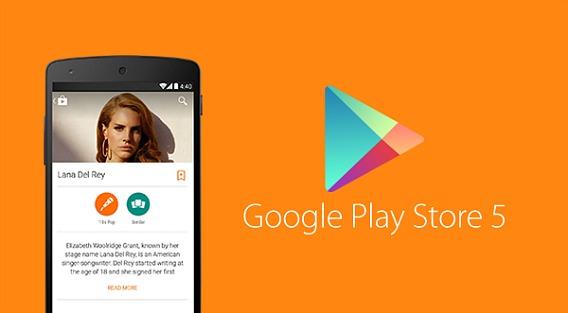 Google Play Store 5 0 31 APK (Material Design) Download Link - Tip