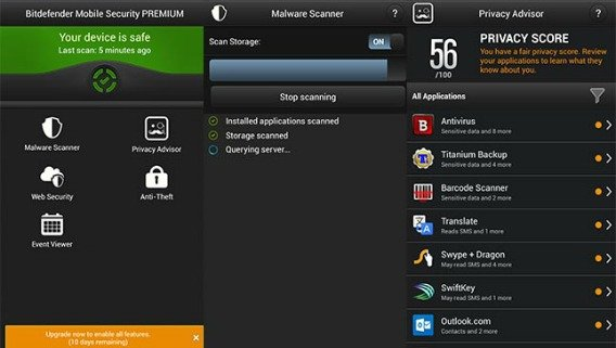 Bitdefender Mobile Security Free Download With Genuine License Key Code (Update)