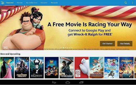 Disney Movies Anywhere Lets Watch Disney Movies Anywhere, Anytime