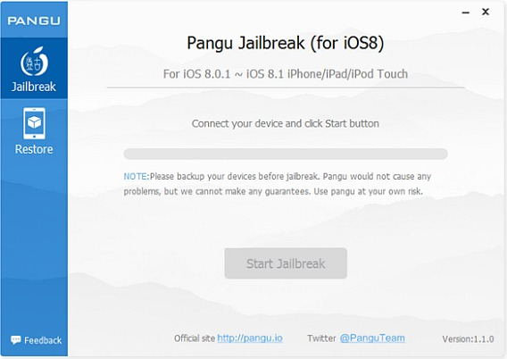 How To Jailbreak iPhone, iPad, iPod Touch iOS 8 8.1 ...