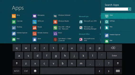 Windows 10 Technical Preview Keyboard Shortcuts