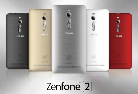 ASUS ZenFone 2 New Flagship Smartphone Brings Empowering Luxury and Ultra-Thin Ergonomic Design