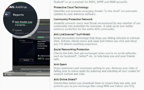 AVG Internet Security 2015 Free Download With 1 Year Genuine License Serial Key