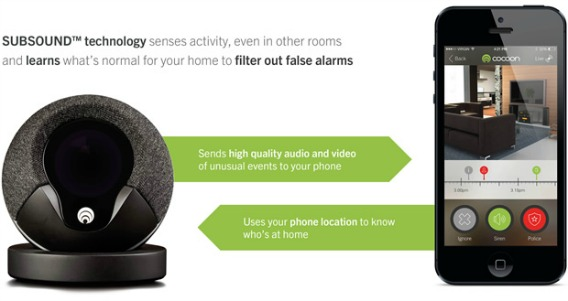 Cocoon Smart Home Security Device That Complete Protect Home