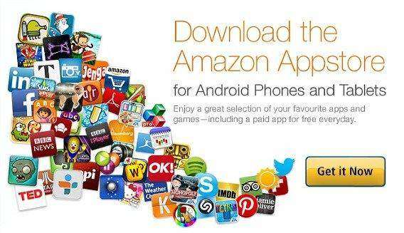 Amazon Appstore Free $110 in Paid Android Apps and Games