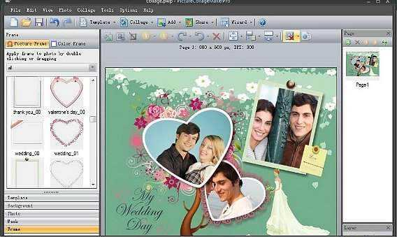 Picture Collage Maker Free Download With Genuine License Serial Key