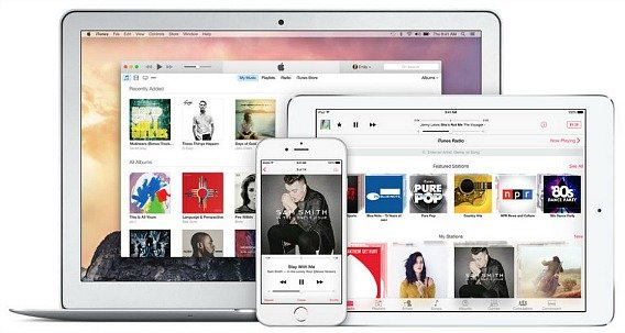iTunes 12.1 Direct Download Link With Notification Center Widget
