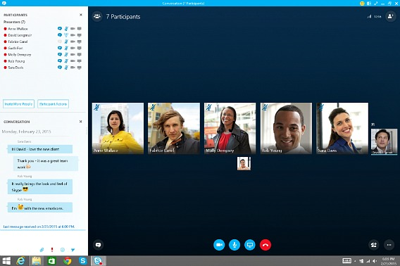 Microsoft Launches Office 2016 and Skype for Business Preview To The Public