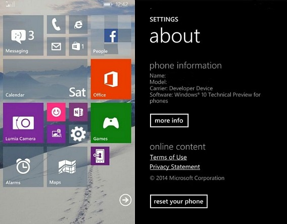 windows-10-phonHow to Install Windows 10 Technical Preview for Phones on Windows Phonees