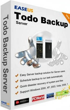 EaseUS Todo Backup for Home version Free Download