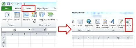 How To Add, Attach or Insert A File in Microsoft Office Excel in 3 Easy Steps