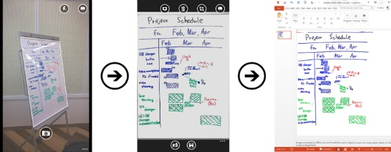 How To Use iPhone or Android Phone As Powerful Scanner With Microsoft Office Lens