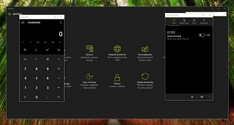 How to enable Dark Mode on Windows 10 Insider Preview Build 10074