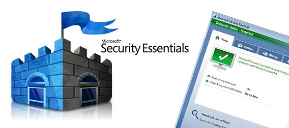 Microsoft Security Essentials Update Version 4.8.0204.0 Free Direct Download Link