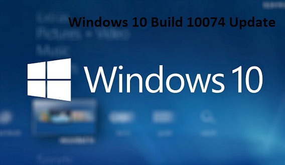 Windows 10 Build 10074 Update KB3061161